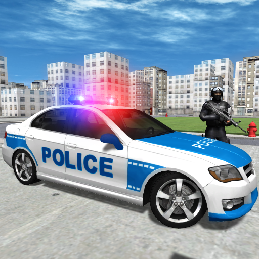 Police Car Driver City  (Unlimited money,Mod) for Android13