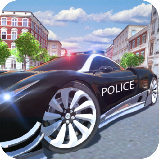 Police Drift Car Racing  (Unlimited money,Mod) for Android 2.2