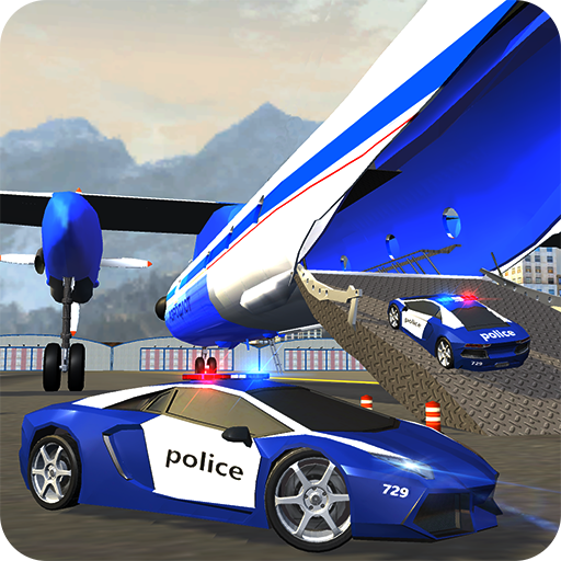 Police Plane Transporter Game  (Unlimited money,Mod) for Android 1.0.15