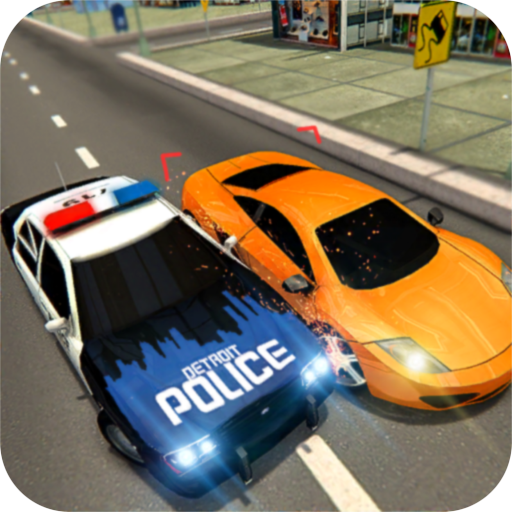 Polis Araba Yarışı Oyunu  (Unlimited money,Mod) for Android