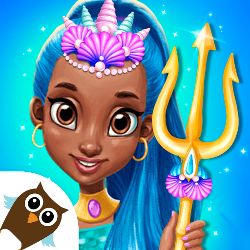 Power Girls Super City Superhero Salon & Pets  7.0.50012 (Unlimited money,Mod) for Android