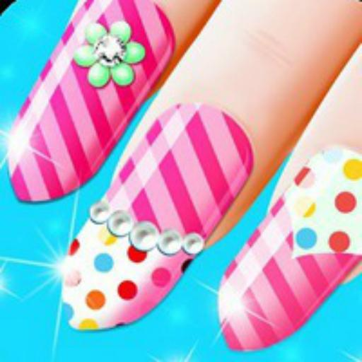 Princess Manicure Try Games  (Unlimited money,Mod) for Android