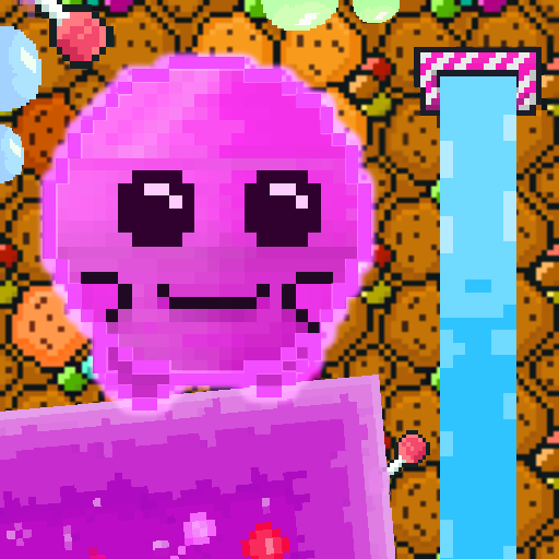 Purple Bubble  (Unlimited money,Mod) for Android