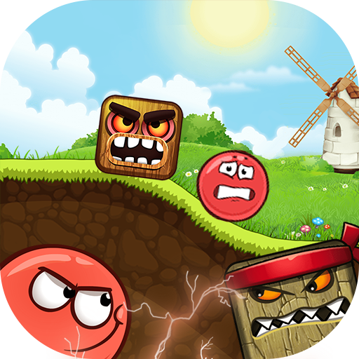 Red Hero 4: Rolling Adventure  (Unlimited money,Mod) for Android