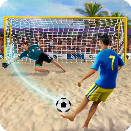 Shoot Goal – Beach Soccer Game  (Unlimited money,Mod) for Android 1.3.7