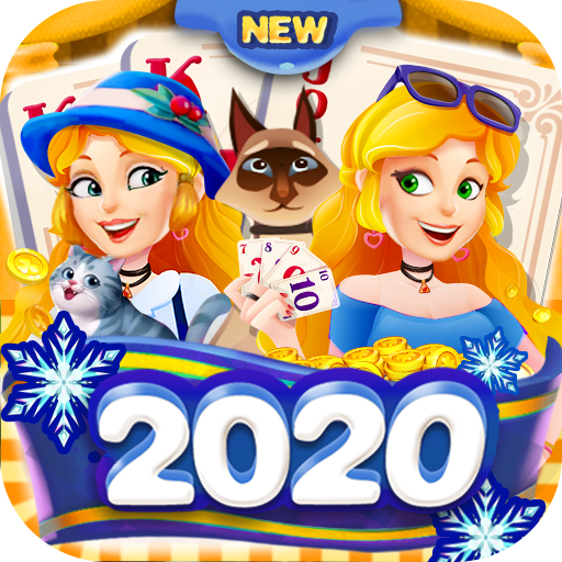 Solitaire Girl Dress Up!  (Unlimited money,Mod) for Android