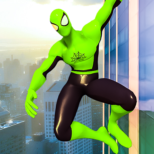Spider Superhero Fighting: Gangster Crime City  (Unlimited money,Mod) for Android 3.1