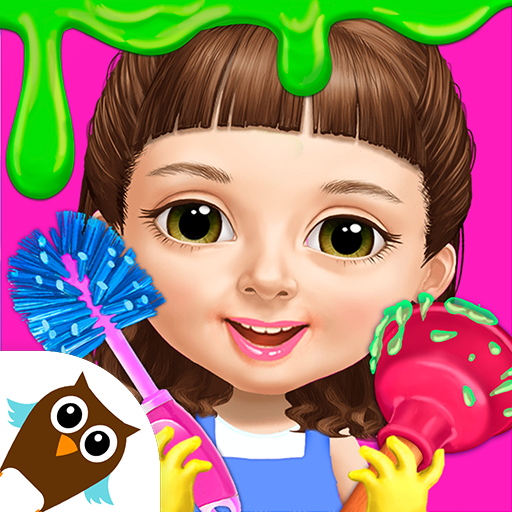 Sweet Baby Girl Cleanup 5 – Messy House Makeover  (Unlimited money,Mod) for Android 7.0.30009