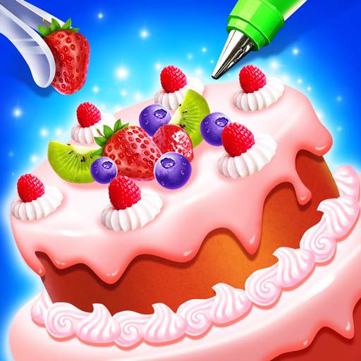🍰💛Sweet Cake Shop – Cooking & Bakery  (Unlimited money,Mod) for Android 3.7.5017