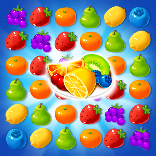 Sweet Fruit Candy  (Unlimited money,Mod) for Android 85.0