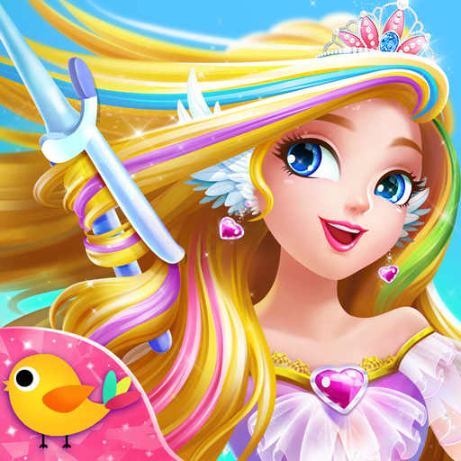 Sweet Princess Fantasy Hair Salon  (Unlimited money,Mod) for Android