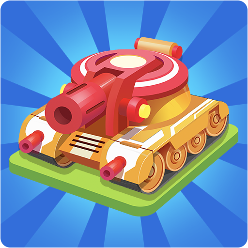 Tank Master – Merge&Idle Game  (Unlimited money,Mod) for Android