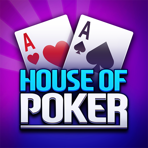 Texas Holdem Poker : House of Poker  (Unlimited money,Mod) for Android