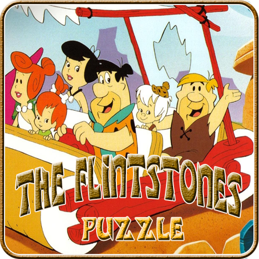 The Flintstones Puzzle  (Unlimited money,Mod) for Android