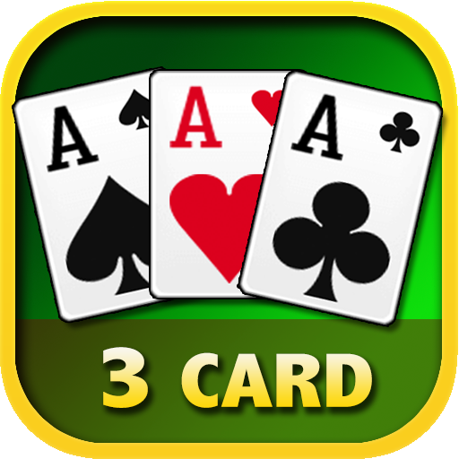 Three Card Brag  (Unlimited money,Mod) for Android 1.0.7