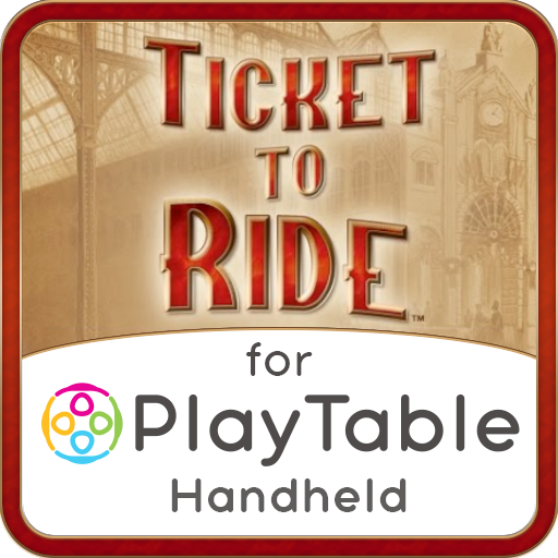 Ticket To Ride PlayTable Handheld Companion  (Unlimited money,Mod) for Android
