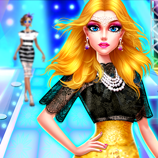 Top Model Makeup Salon  (Unlimited money,Mod) for  Android 2.9.5017
