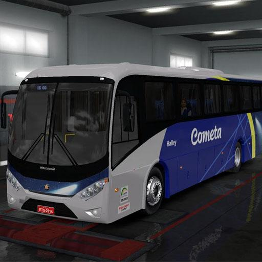 Tourist Transport Bus Simulator  (Unlimited money,Mod) for Android