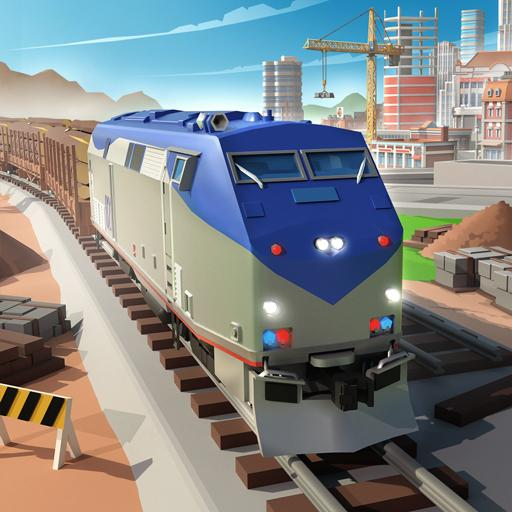 Train Station 2: Rail Strategy & Transport Tycoon  (Unlimited money,Mod) for Android 1.24.2
