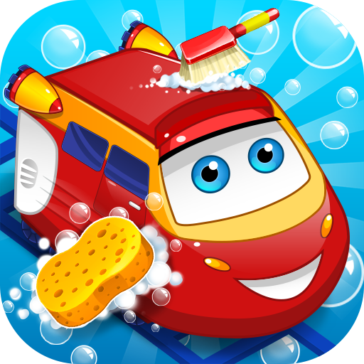 Train Wash  (Unlimited money,Mod) for Android 1.0.14
