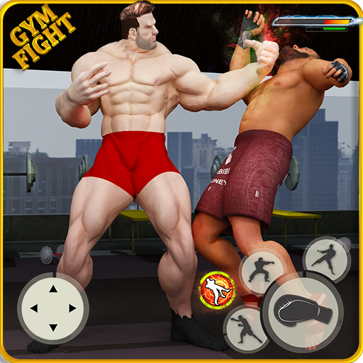 Virtual Gym Fighting: Real BodyBuilders Fight  (Unlimited money,Mod) for Android 1.1.3