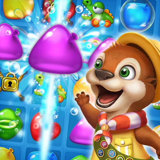 Water Splash – Cool Match 3  (Unlimited money,Mod) for Android 1.7.0