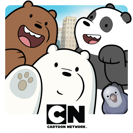 We Bare Bears: Match3 Repairs  (Unlimited money,Mod) for Android 1.2.43