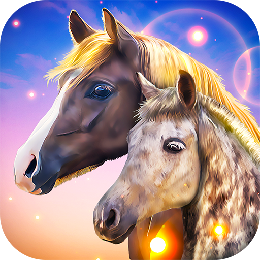 Wild Horse Clan: Animal Simulator – groom a herd!  (Unlimited money,Mod) for Android