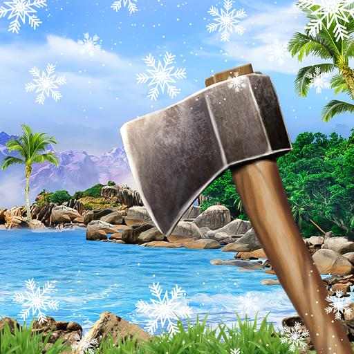 Woodcraft – Survival Island  (Unlimited money,Mod) for Android 1.34