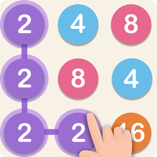 248: Connect Dots, Pops and Numbers  (Unlimited money,Mod) for Android