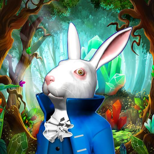 Alice: Fantasy world in the Wonderland!  (Unlimited money,Mod) for Android