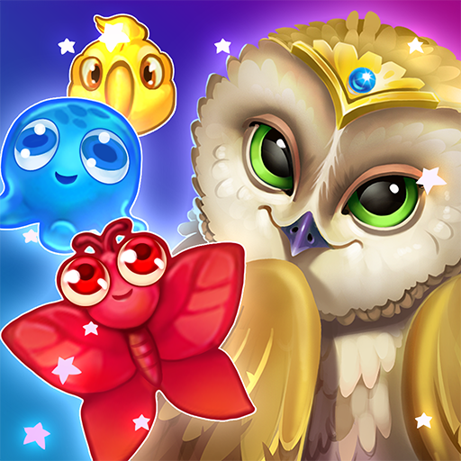 Animal Drop – Free Match 3 Puzzle Game  (Unlimited money,Mod) for Android