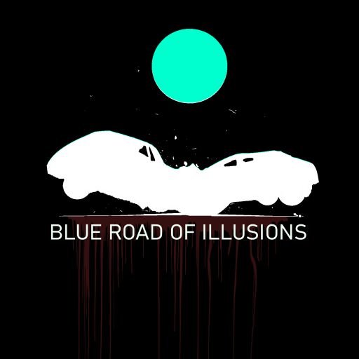 BLUE ROAD OF ILLUSIONS 2d horror  (Unlimited money,Mod) for Android
