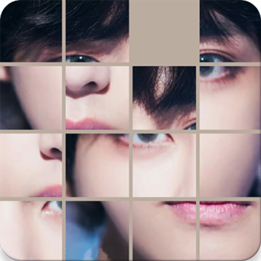 BTS Face Puzzle  (Unlimited money,Mod) for Android