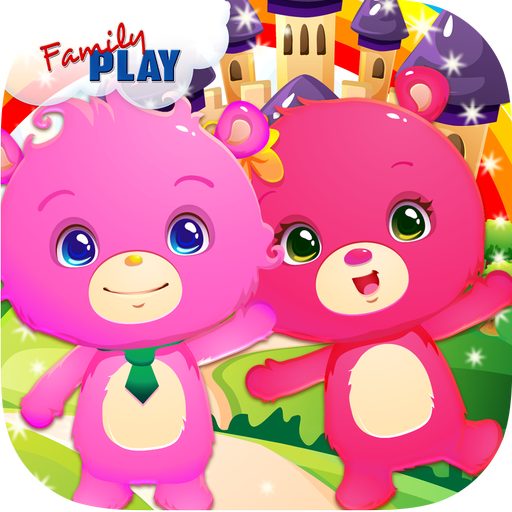 Baby Bear Games for Toddlers  (Unlimited money,Mod) for Android
