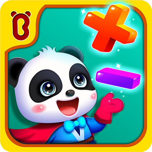 Baby Panda's Math Adventure  (Unlimited money,Mod) for Android 8.48.07.10