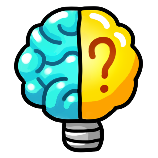 Brain Challenge Puzzle – Test My IQ Games  (Unlimited money,Mod) for Android