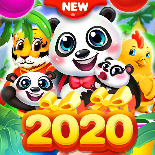 Bubble Shooter 5 Panda  (Unlimited money,Mod) for Android