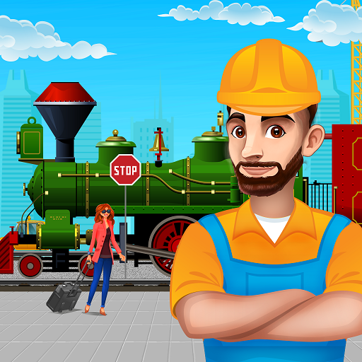 Build A Train : Craft & Ride (Unlimited money,Mod) for Android