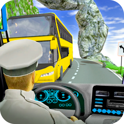 Bus Mountain Transport Simulator  (Unlimited money,Mod) for Android