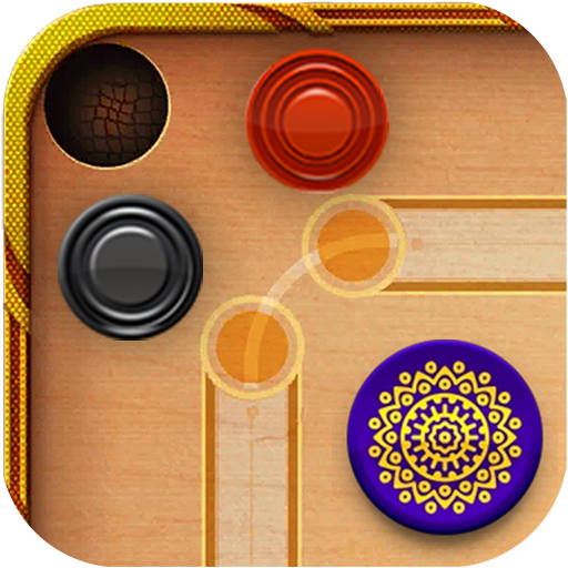 CarromBoard – Multiplayer Carrom Board Pool Game  (Unlimited money,Mod) for Android