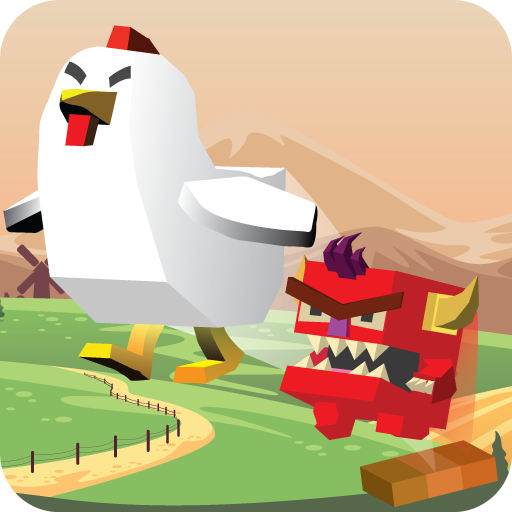 Chicken Pong  (Unlimited money,Mod) for Android