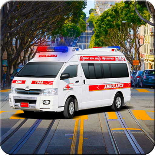 City Rescue Ambulance Emergency Simulator  (Unlimited money,Mod) for Android