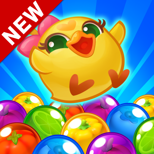 CoCo Pop: Free Bubble Match & Shooter Puzzle Game  (Unlimited money,Mod) for Android