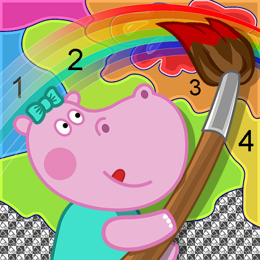 Color by Number for Kids (Unlimited money,Mod) for Android 1.2.1