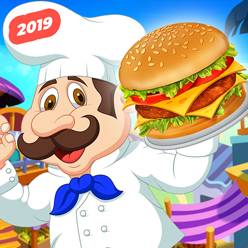 Cooking Expert 2019 : Fastest Kitchen Game  (Unlimited money,Mod) for Android