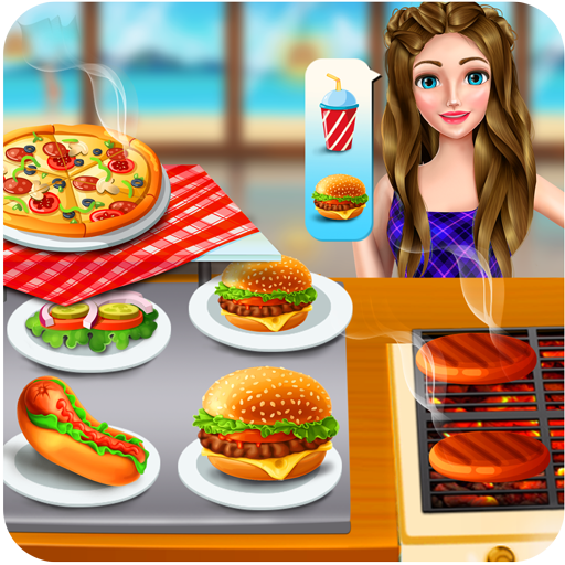 Cooking Island – A Chef's Cooking Game for Girls  (Unlimited money,Mod) for Android