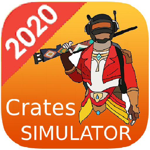 Crates Simulator for PBG  (Unlimited money,Mod) for Android