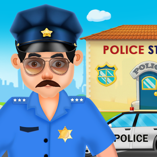 Crazy Policeman – Virtual Cops Police Station  (Unlimited money,Mod) for Android
