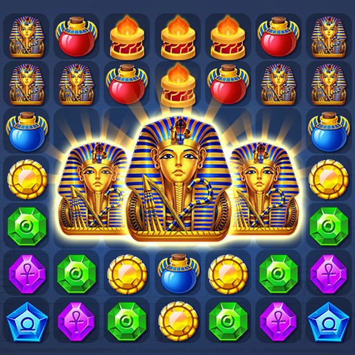 Crush Legend Predynastic Pharaoh  (Unlimited money,Mod) for Android